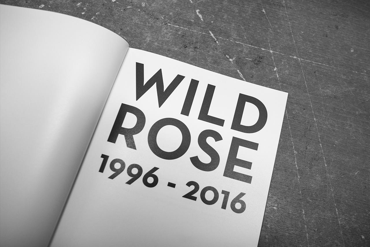 KORRES WILD ROSE 1996-2016