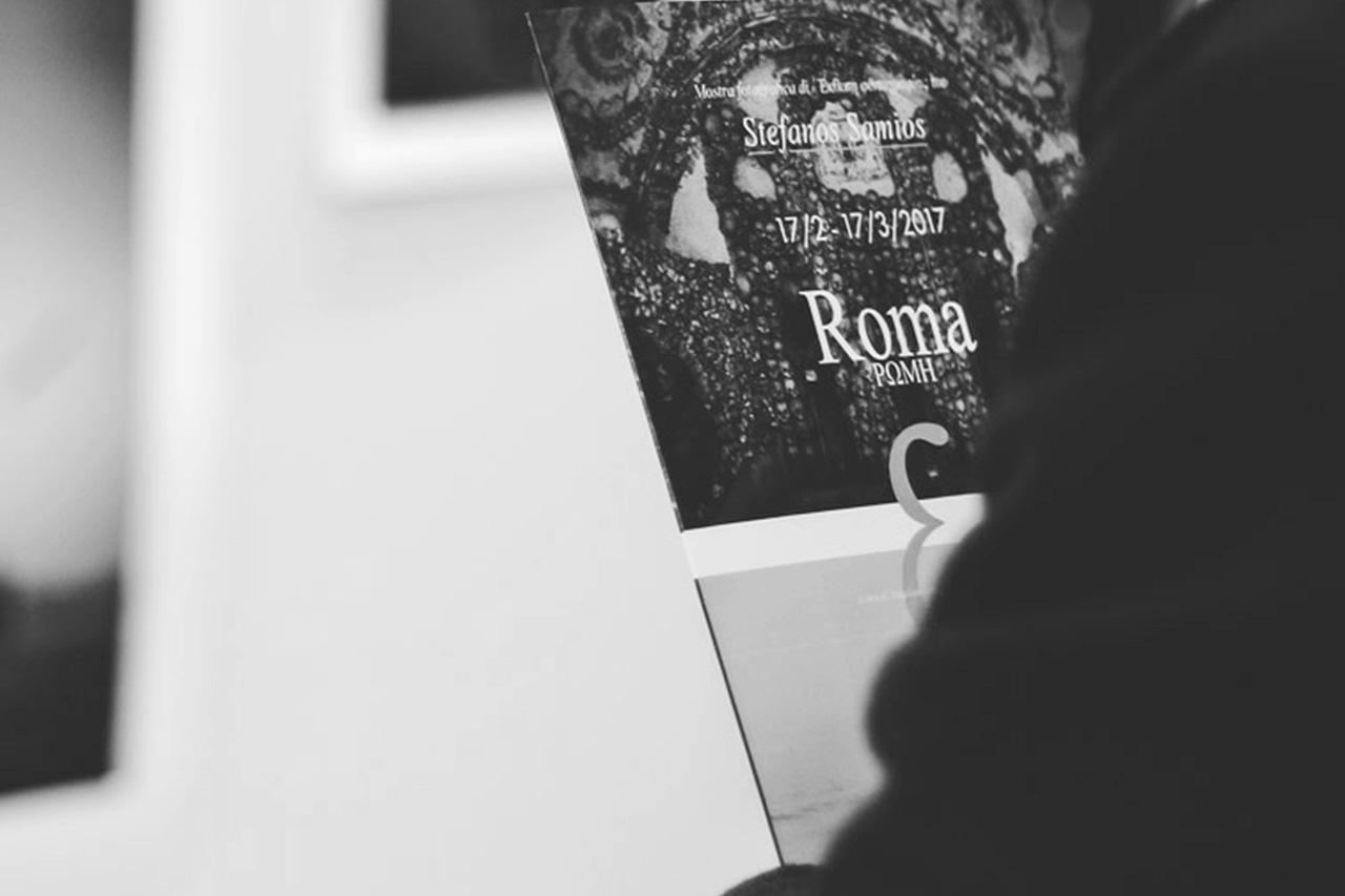ROMA & VENEZIA STEFANOS SAMIOS